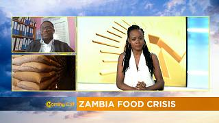 Zambia food crisis [The Morning Call]