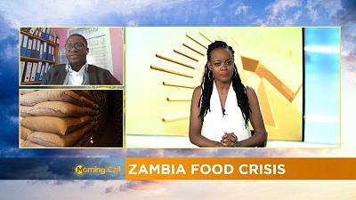 Zambia food crisis [The Morning Call]