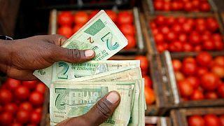 Zimbabwe : l'inflation s'envole à près de 300% sur un an (FMI)