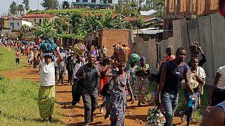 Le Rwanda accueille un premier groupe de réfugiés africains venus de Libye