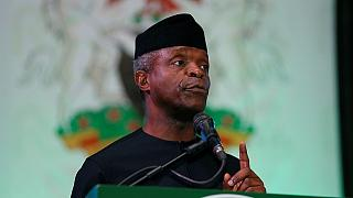 Here's why Nigeria's VP Osinbajo wants to be sued