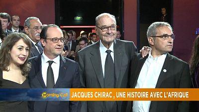 La politique africaine de Jacques Chirac [Morning Call]