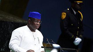 """""""Intégrez l'Afrique au Conseil de sécurité maintenant"""" – président sierra-leonais à l'ONU"""