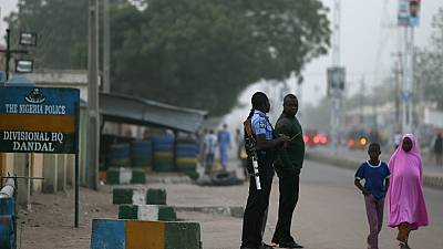 Nigeria police rescue over 300 boys and men from torture centre