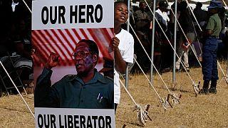 Zimbabwe : Mugabe sera enterré samedi dans son village natal (famille)