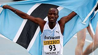 Achilles injury forces Botswana's Nijel Amos pulls out from world championships