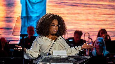Oprah Winfrey donates $1 mln to U.S college fund for black students