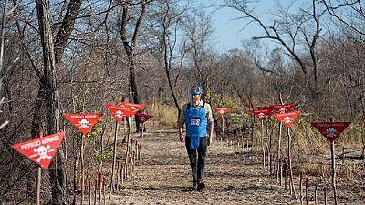 L'Angola avoue qu'il aura du mal à se débarrasser de ses mines d'ici à 2025