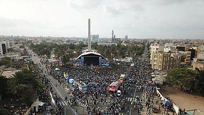 Sénégal : Dakar fait un triomphe à son ancien maire, gracié et libéré
