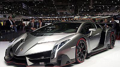 Suisse : les 25 voitures de luxe de Teodorin Obiang vendues à 21,6 millions d'euros