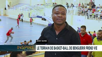 NBA jnr league basketball takes off in Morocco