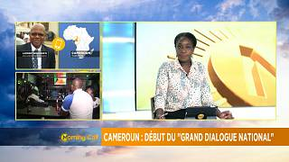 Cameroon's national dialogue opens today [Morning Call]