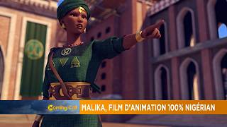 """Malika Warrior Queen"", nouveau film d'animation de Nollywood [The Morning Call]"