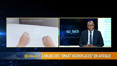 Africa embraces smart workplaces [Sci-Tech segment]
