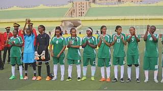 Video: Sudan women's soccer league kicks off