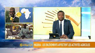 Nigeria : Les enlèvements affectent les activités agricoles [The Morning Call]