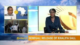 Senegal: Dakar's ex mayor Khalifa Sall released from jail [Morning Call]