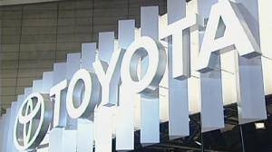Toyota reveals historic loss