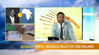 Kenya : les nouveaux billets de 1000 shillings entrent en circulation [The Morning Call]