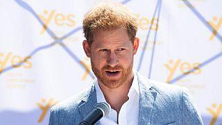 Afrique du Sud : Harry annonce une aide britannique pour la formation des jeunes
