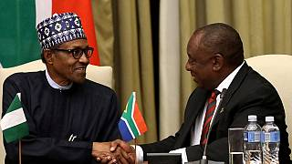 Le président nigérian Buhari en Afrique du Sud après une vague de violences xénophobes