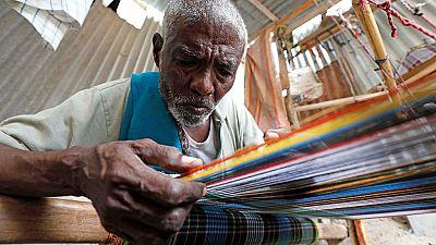 Somalian weavers battle cheap imports