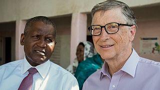 Dangote – Gates: quel est le point commun entre les deux milliardaires?