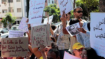 """Maroc : manifestation après les condamnations pour """"avortement illégal"""""""