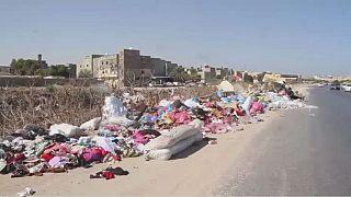 Libye : avec les combats qui s'éternisent, Tripoli transformée en décharge à ciel ouvert