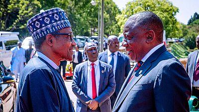 Nigeria : Buhari en visite en Afrique du Sud après les violences xénophobes