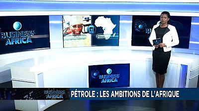 Pétrole : les ambitions de l'Afrique [Business Africa]