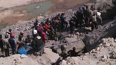 RDC: au moins 20 morts dans l'éboulement d'une mine illégale (nouveau bilan)