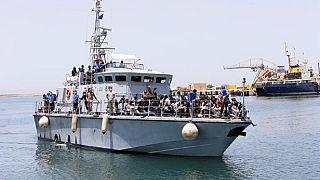 Libye : près de 7.000 migrants secourus depuis début 2019 (marine)