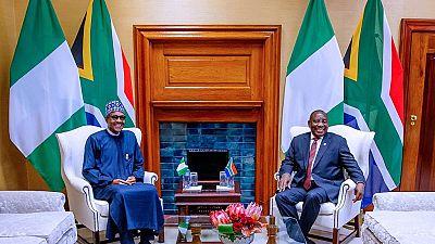 Buhari en Afrique du Sud: une assurance pour la diaspora nigériane?