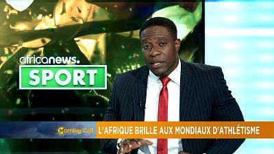 L'Afrique brille aux mondiaux d'athlétisme