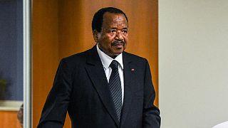 """Cameroun : Biya annonce l'arrêt des poursuites contre """"certains"""" responsables de l'opposition"""