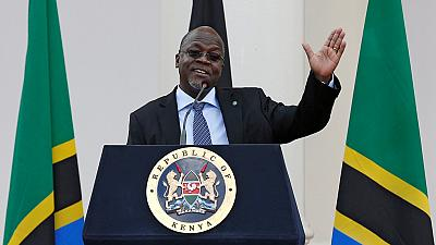 Magufuli asks Tanzania's teachers, parents to cane students