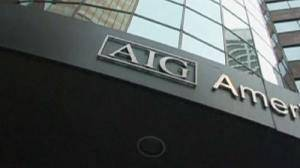 AIG raising money on AIA