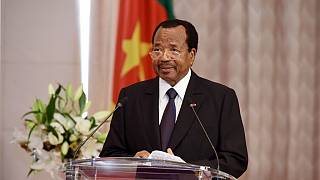 Cameroon's president drops prosecution against political rivals