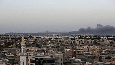 Libye: raid aérien contre l'aéroport de Misrata (ouest)