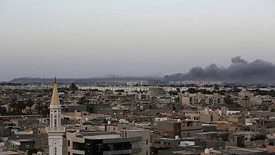 Haftar forces accused of carrying air raid on Libya's Misrata airport