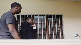 Au Cameroun, le principal opposant Kamto arrive au tribunal où il devrait être libéré