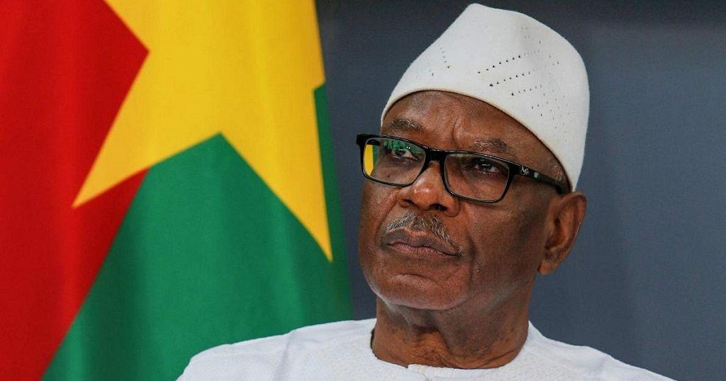Malian president strongly condemns jihadist attacks on the military