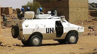 Mali : un Casque bleu tué, 5 blessés dans deux attaques (force ONU)