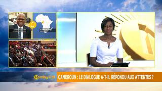 Cameroon: Biya hails national dialogue [The Morning Call]