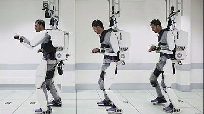 L'exosquelette, la technologie qui offre une nouvelle vie aux personnes paralysées