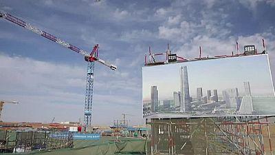 Égypte : la plus grande tour d'Afrique en construction