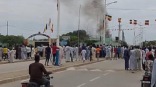 Mutinerie en cours dans une prison du Tchad, au moins un mort