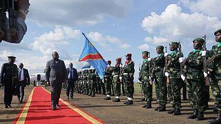 """Tshisekedi """"prêt à mourir"""" pour la paix dans l'est de la RDC"""