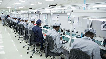 Le Rwanda présente son premier smartphone « Made in Africa »